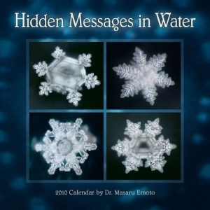 2010 Calendar by Dr. Masuru Emoto