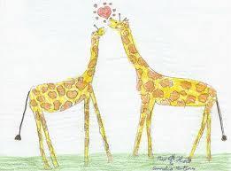 girafbørn og hjerte - www.ht-1.dk girafbørn og ulveunger